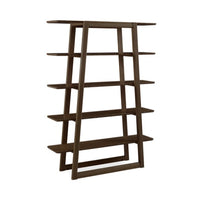 Currant Bookshelf, Black Walnut