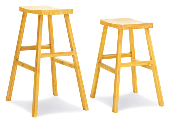 "Erica 26"" Counter Height Bamboo Stool from Greenington"