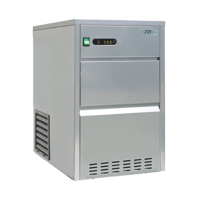SPT Automatic Stainless Steel Ice Maker 66 lbs (IM-661C)