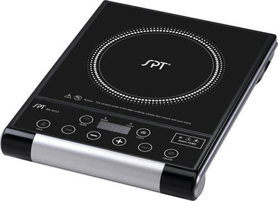 Sunpentown Home Indoor Kitchen Micro-Computer Radiant Cooktop (RR-9215)