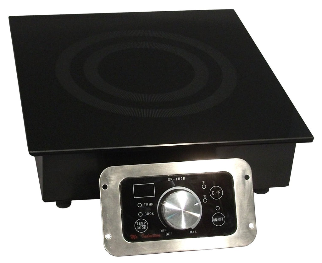 Sunpentown Mr. Induction 1800W Built-in Commercial Range (SR-182R)