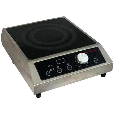 Sunpentown Mr. Induction 1800W Countertop Commercial Range Induction Burner (SR-183C)