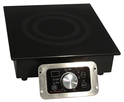 Sunpentown Mr. Induction 3400W Built-in Commercial Range Induction Burner (SR-343R)