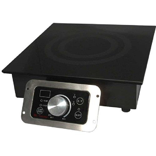 Sunpentown Mr. Induction 2700W Built-in Commercial Range Induction Burner (SR-652R)