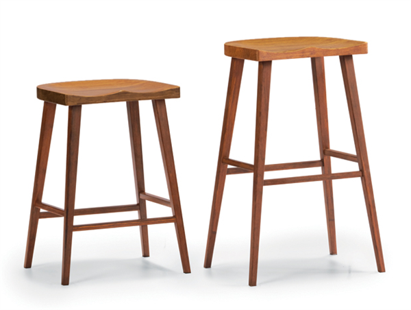 "Salix 26"" Counter Height Stool from Greenington"
