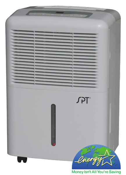 SPT SD-31E: 30 pints Dehumidifier with Energy Star