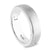 14K White Gold BriteStep Band
