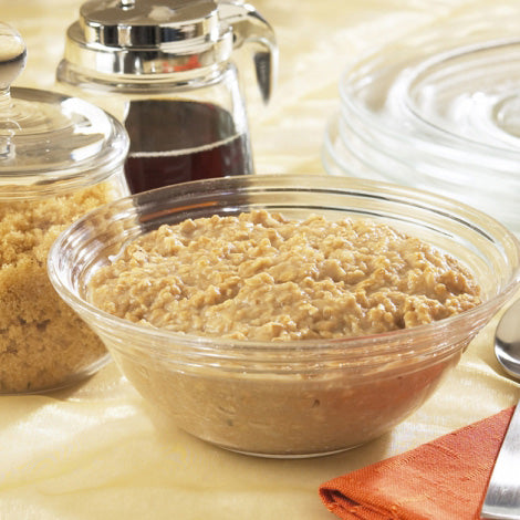 Health Wise Maple and Brown Sugar Oatmeal