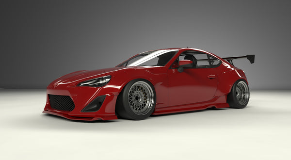 Scion Frs Parts >> Rocket Bunny FRS V1 – LTMOTORWERKS