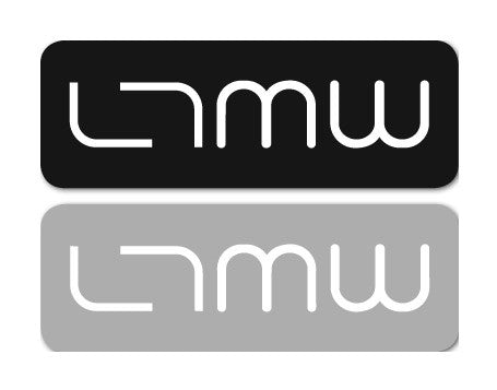 "LTMW 5"" Square Decal"