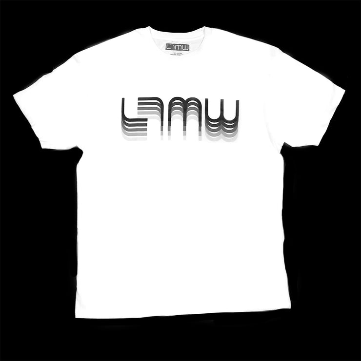 LTMW Blur Shirt (White)