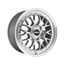 ROTIFORM LSR R155 SILVER & MACHINED