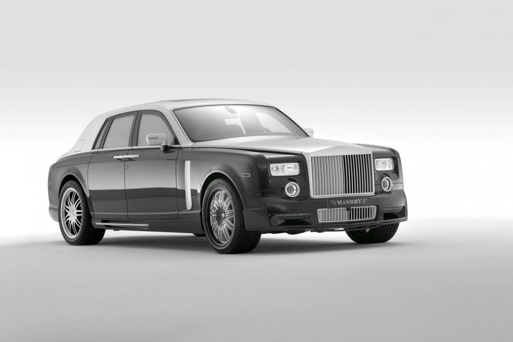 MANSORY Rolls-Royce Phantom series I and II