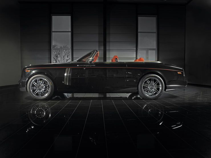 MANSORY Rolls-Royce Drophead Coupe BEL AIR