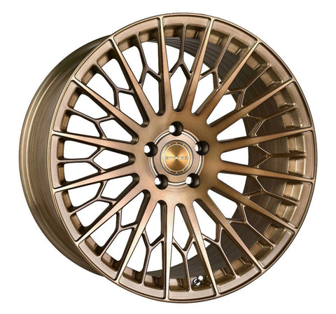 STANCE WHEELS SF02 BRUSH BRONZE