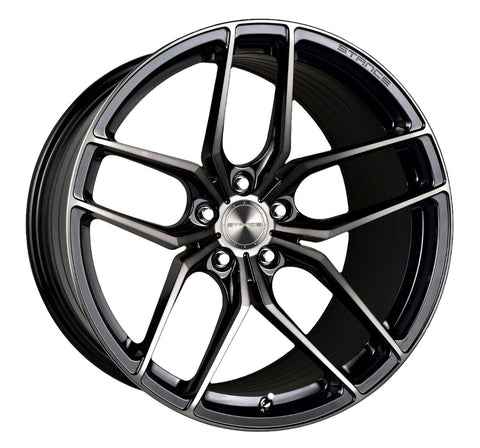 STANCE WHEELS SF03 GLOSS BLACK TINTED MACHINED
