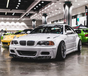 Street Fighter BMW E46 WIDEBODY KIT