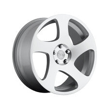 ROTIFORM TMB R130 SILVER & MACHINED