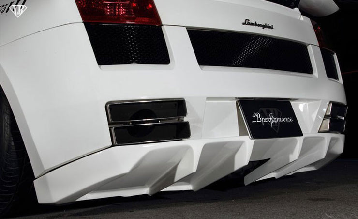 LB Works - Lamborghini Gallardo Body Kit