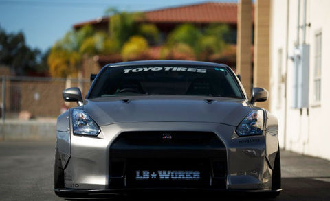 LB Works - Nissan GT-R Body Kit