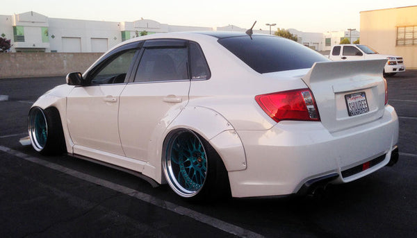 Vd Subaru Wrx Rdc Flow Widebody Kit Ltmotorwerks