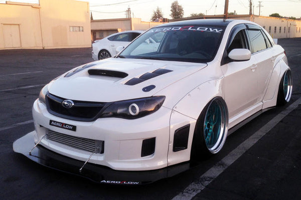 VD - Subaru WRX RDC FLOW Widebody Kit