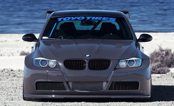 VD - BMW E90 WTCC WIDE BODYKIT