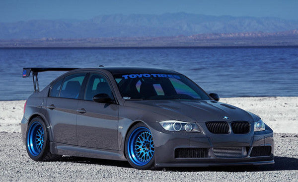 SFXLA - BMW E90 WTCC WIDE BODYKIT