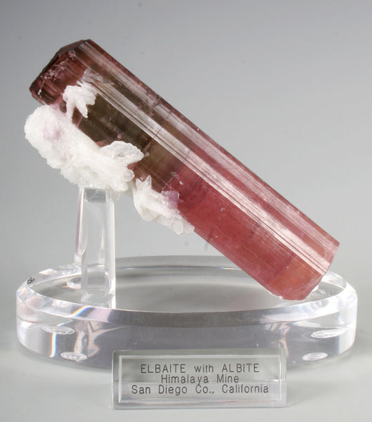 7050 - ELBAITE with ALBITE