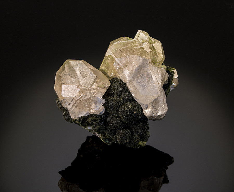7163 - CERUSSITE and MOTTRAMITE