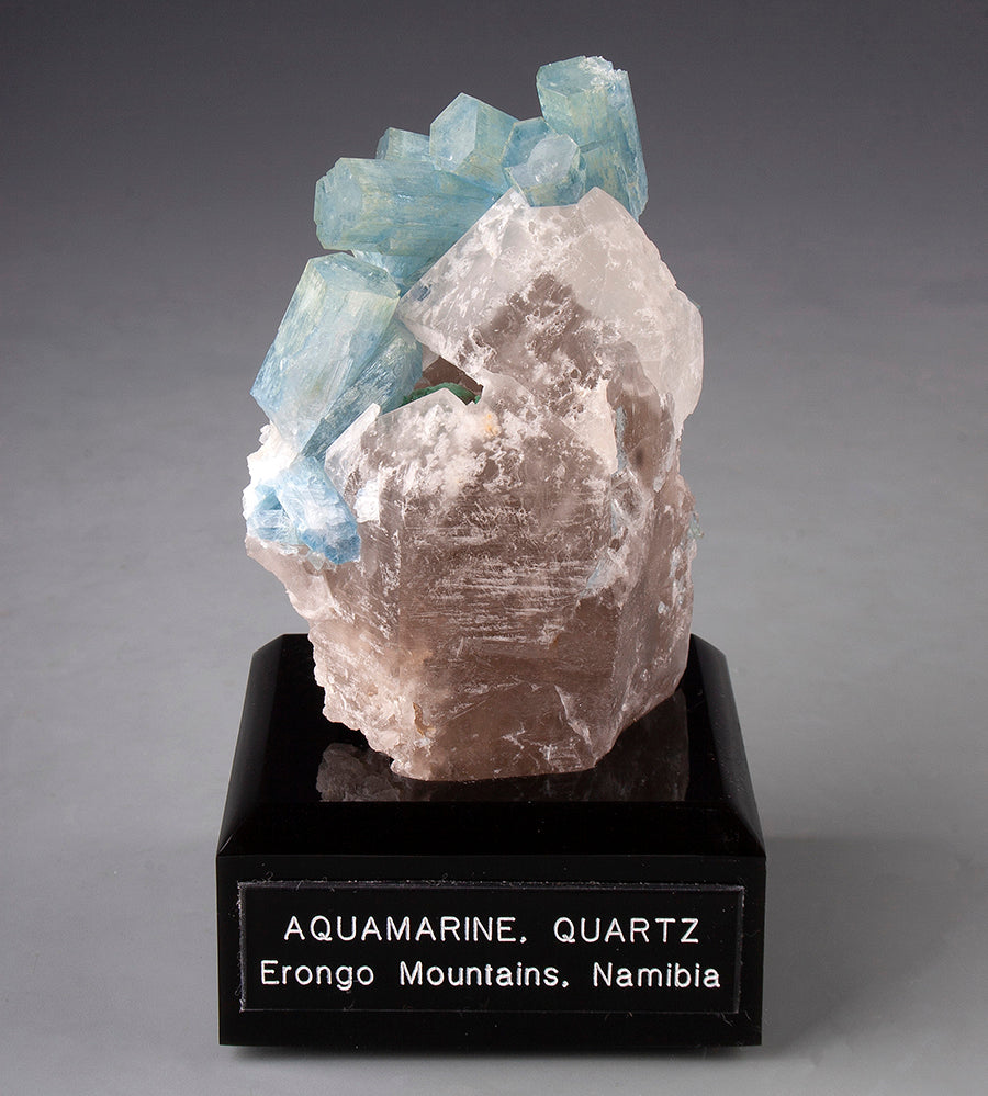 7423 - AQUAMARINE, QUARTZ
