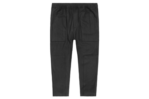 Boiled Wool Trouser