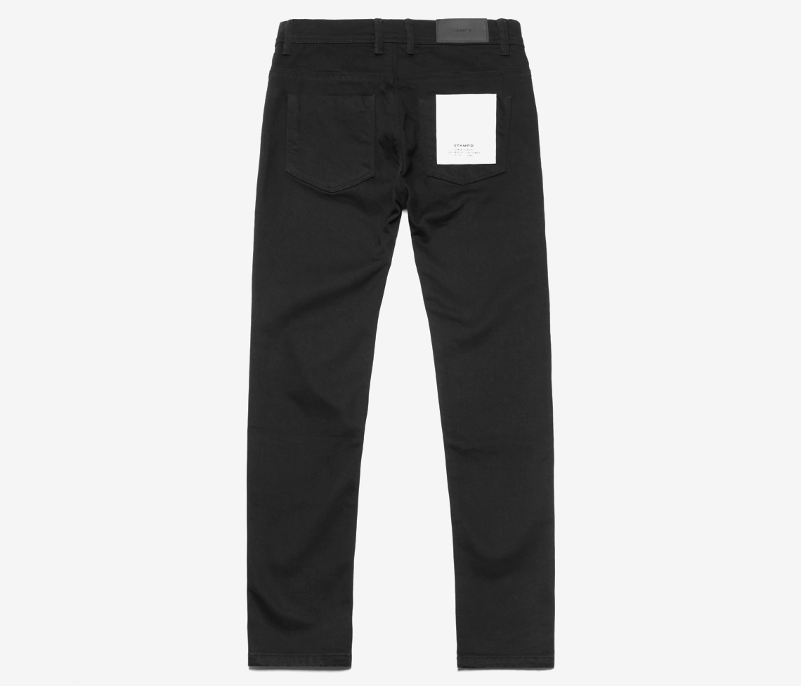 Essential 5 Pocket Denim