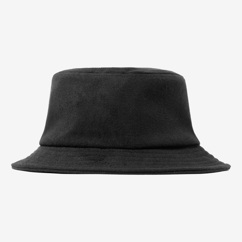 WOOL FELT BUCKET HAT