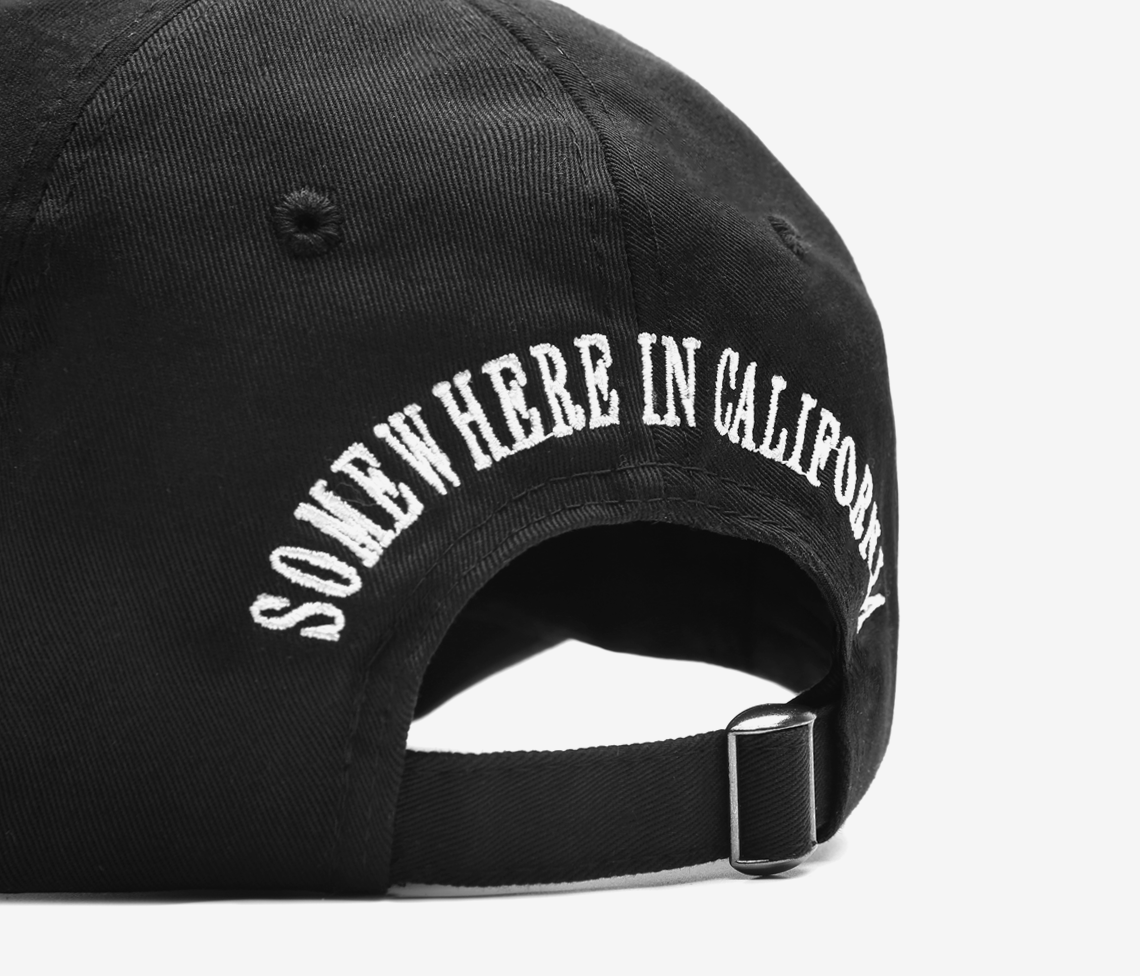 Somewhere Cali Hat