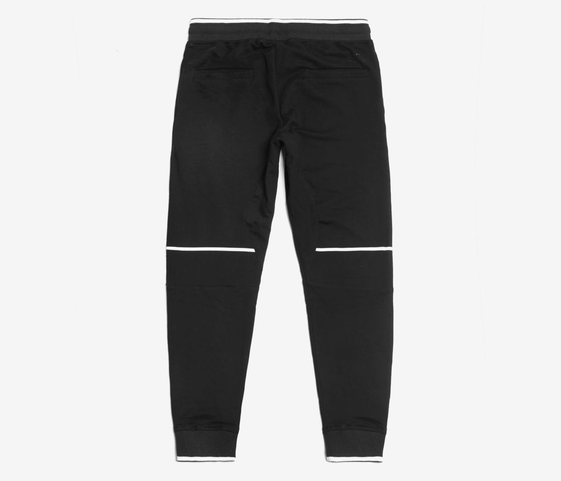 THIN LINE FRENCH TERRY PANT
