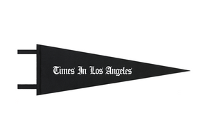 Pennant |Times in Los Angeles