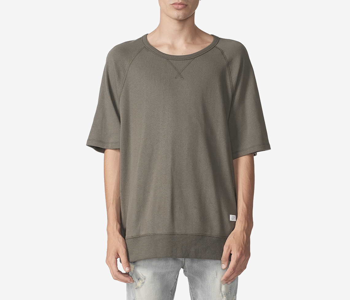 Field Short Sleeve Pullover