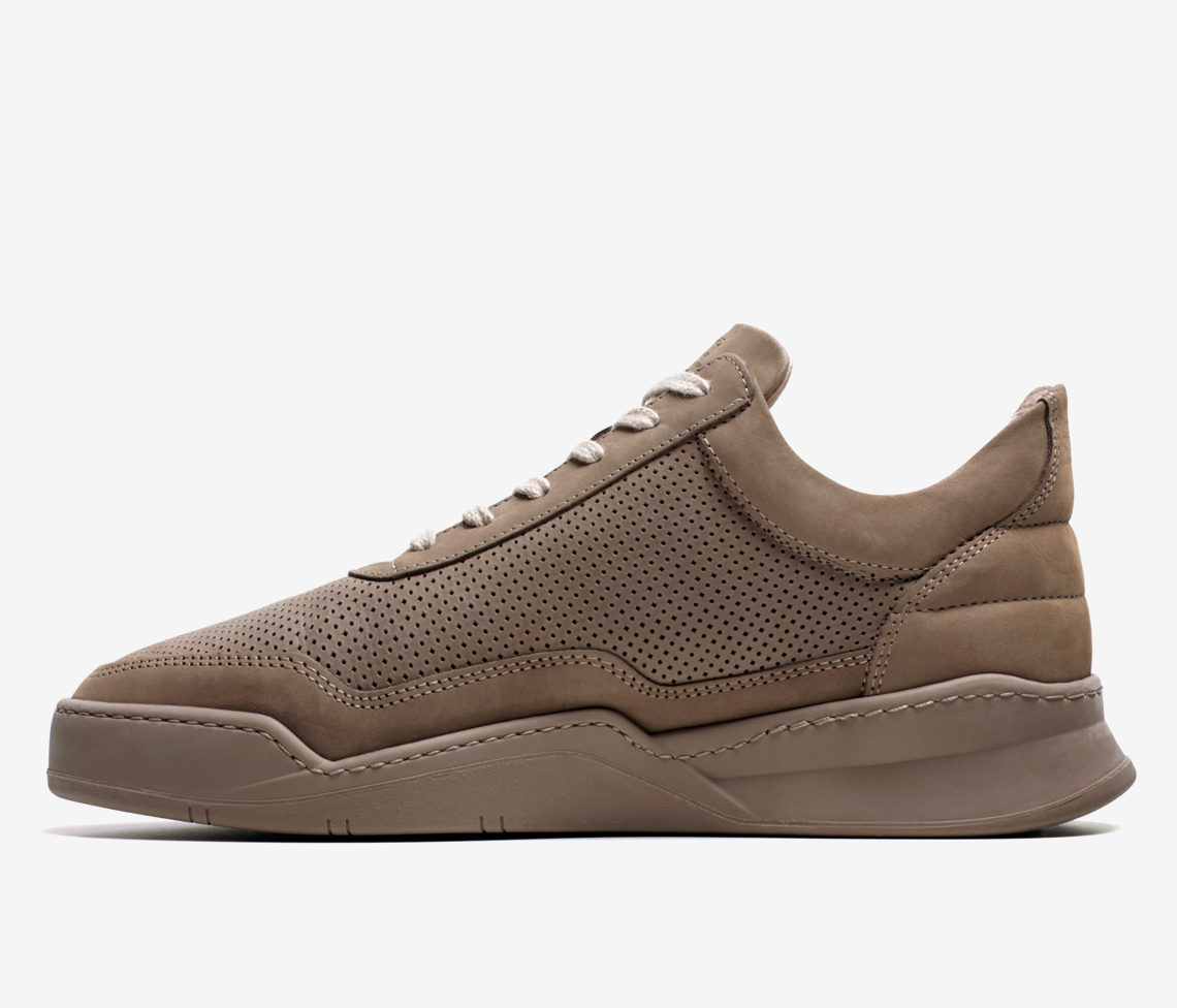 Stampd x Filling Pieces Regimes - Taupe