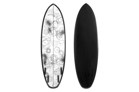Atomic Attack Surfboard