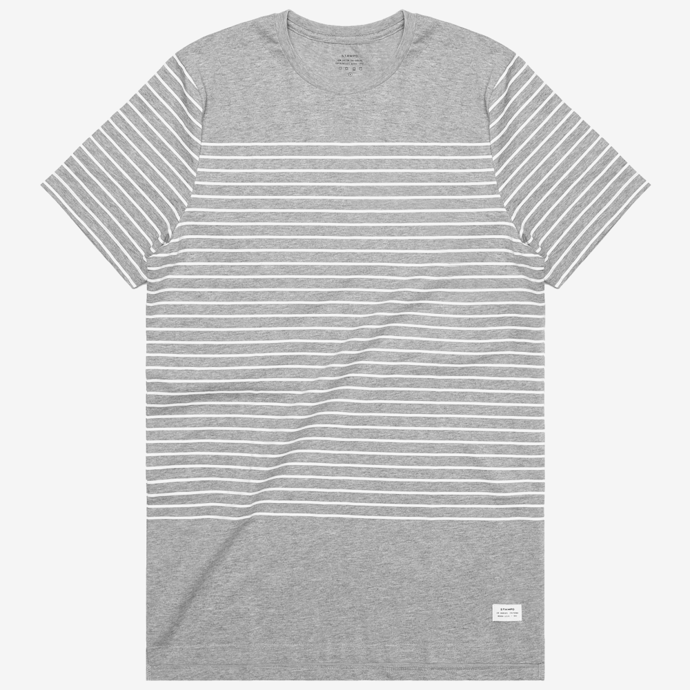 BOUNDARY LINES TEE