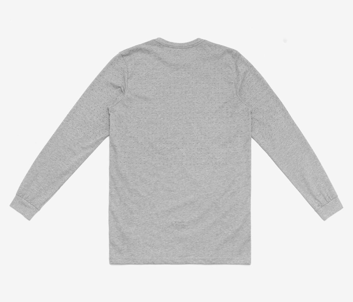 DRESDEN LONG SLEEVE WITH BREACH PRINT
