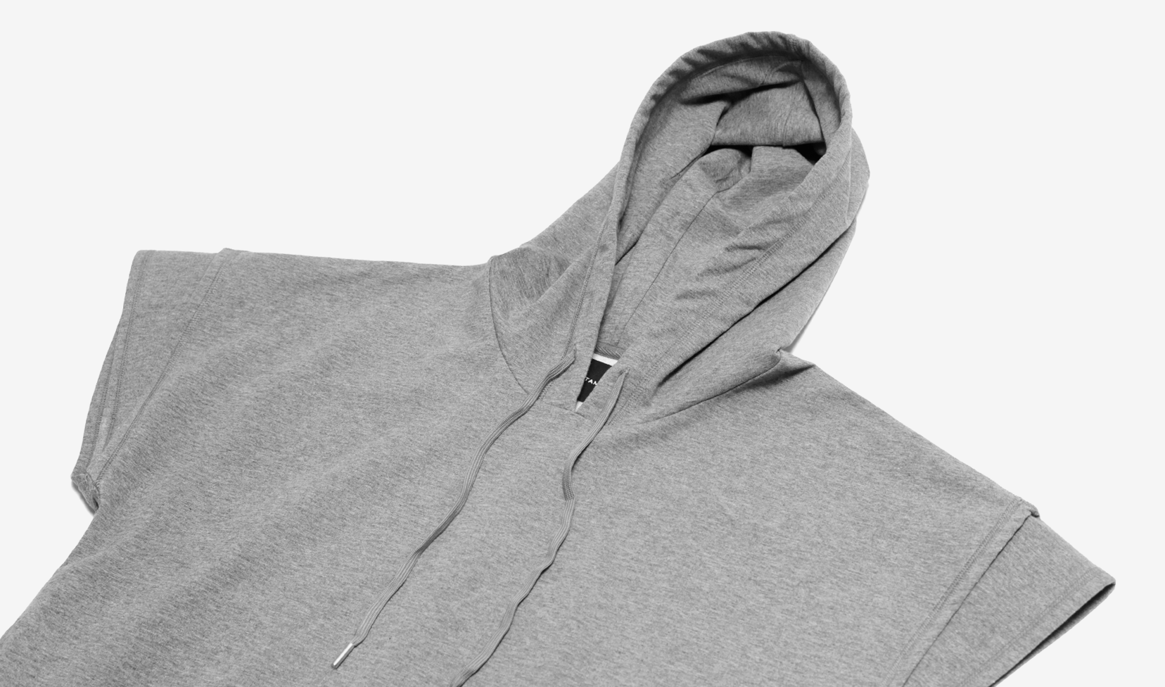 Layered Muscle hoody