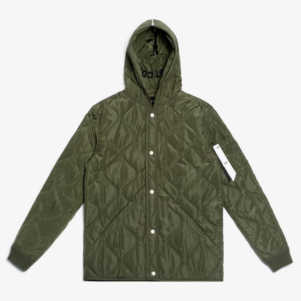 MT QUILTED WEST COAST JACKET