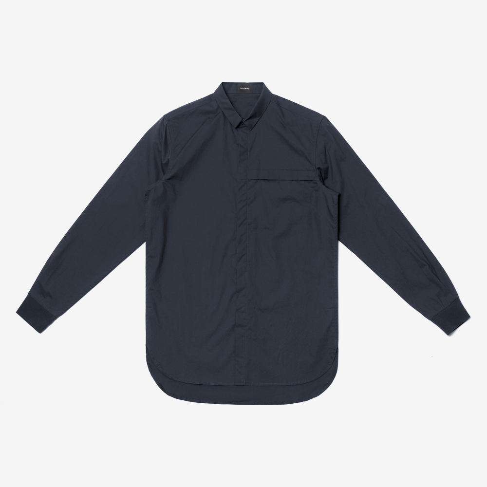 MATIC BUTTON DOWN