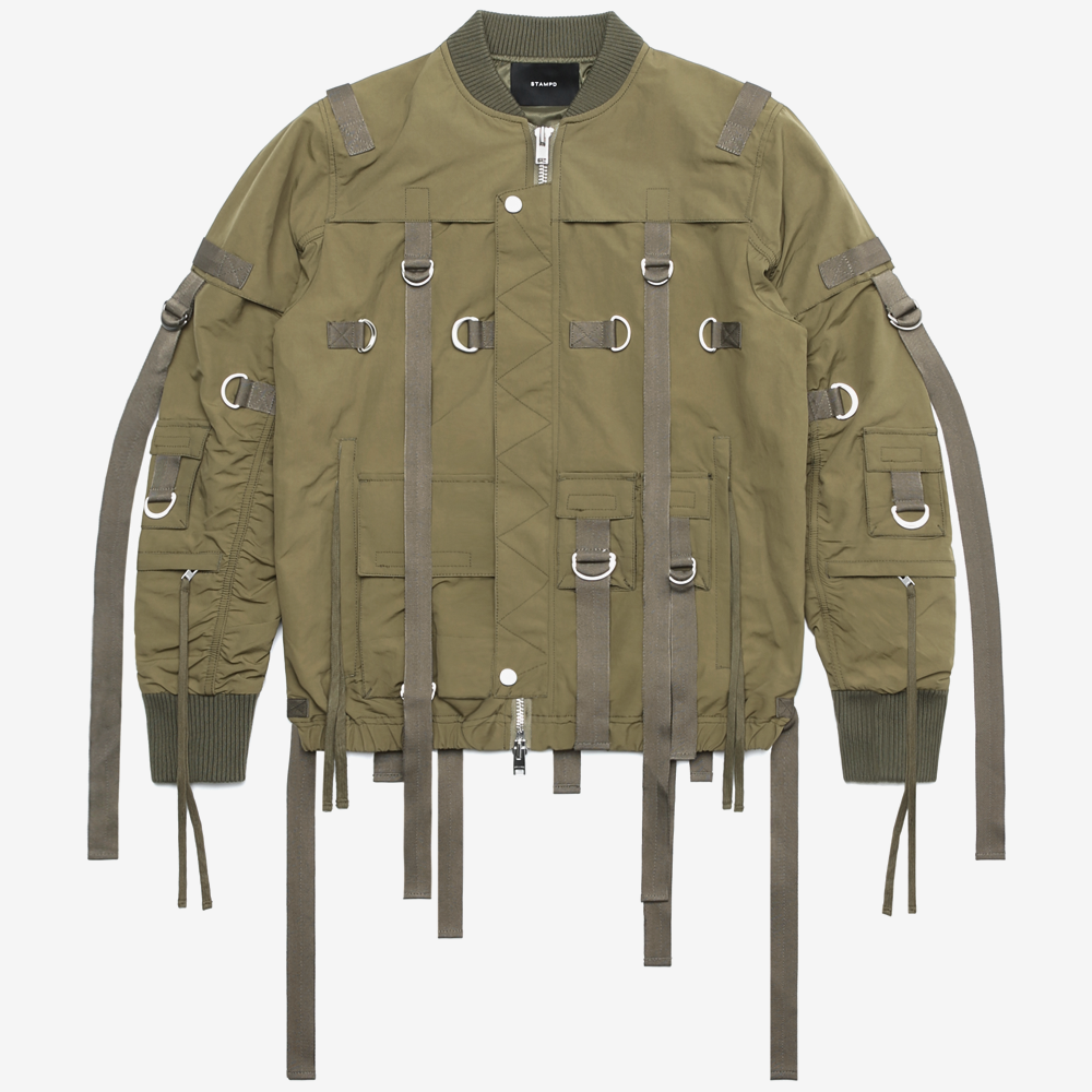 Flex Strapped Bomber