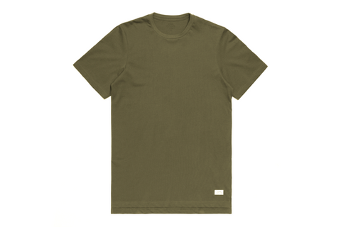 Essential Split Seam Tee