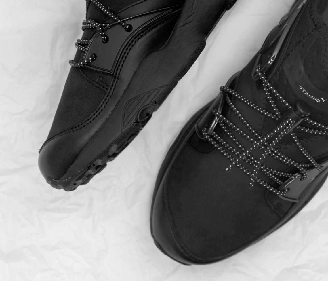 Stampd x Puma Blaze of Glory - Black