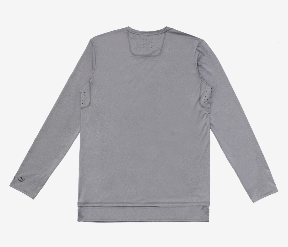 Stampd x Puma Oversize Long Sleeve Tee