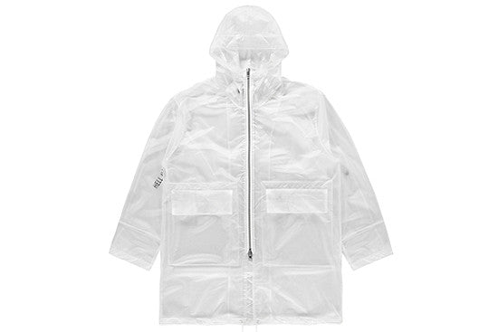 Opaque Raincoat